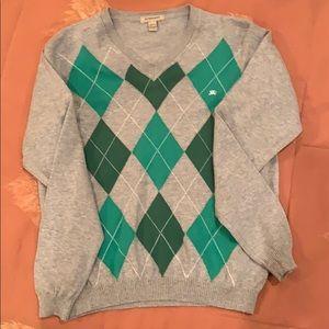 Burberry boys sweater